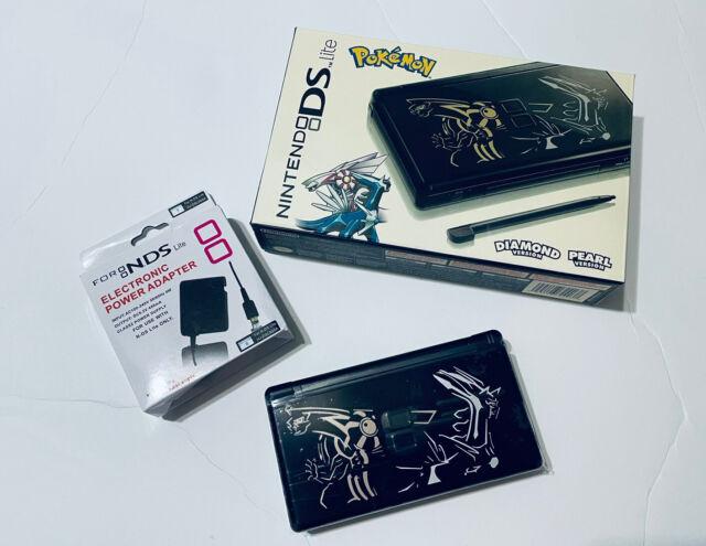 READ CAREFULLY Nintendo DS Lite Game Console System Pokemon Diamond Pearl USA