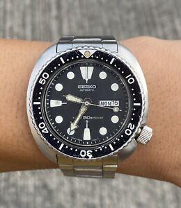 Fresh Seiko 3rd Diver 150m 6306-7001 Automatic
