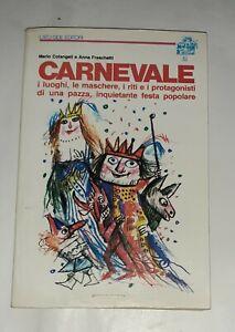 Carnevale - Mario Colangeli e Anna Fraschetti - Lato Side, 1988