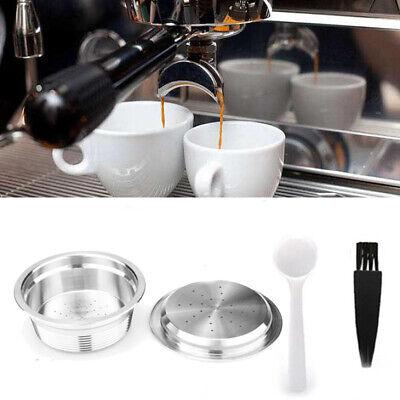 Nachfüllbare Kaffeekapsel Filter Kapseln für LAVAZZA A MODO MIO Kaffeemaschine