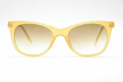 Kreativ Vogue Ulisse 52[]22 Gelb Oval Sonnenbrille Sunglasses Neu