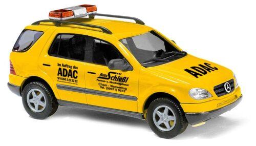 Busch 48546 MB M-Klasse Facelift »ADAC«, H0 Auto Modell 1:87