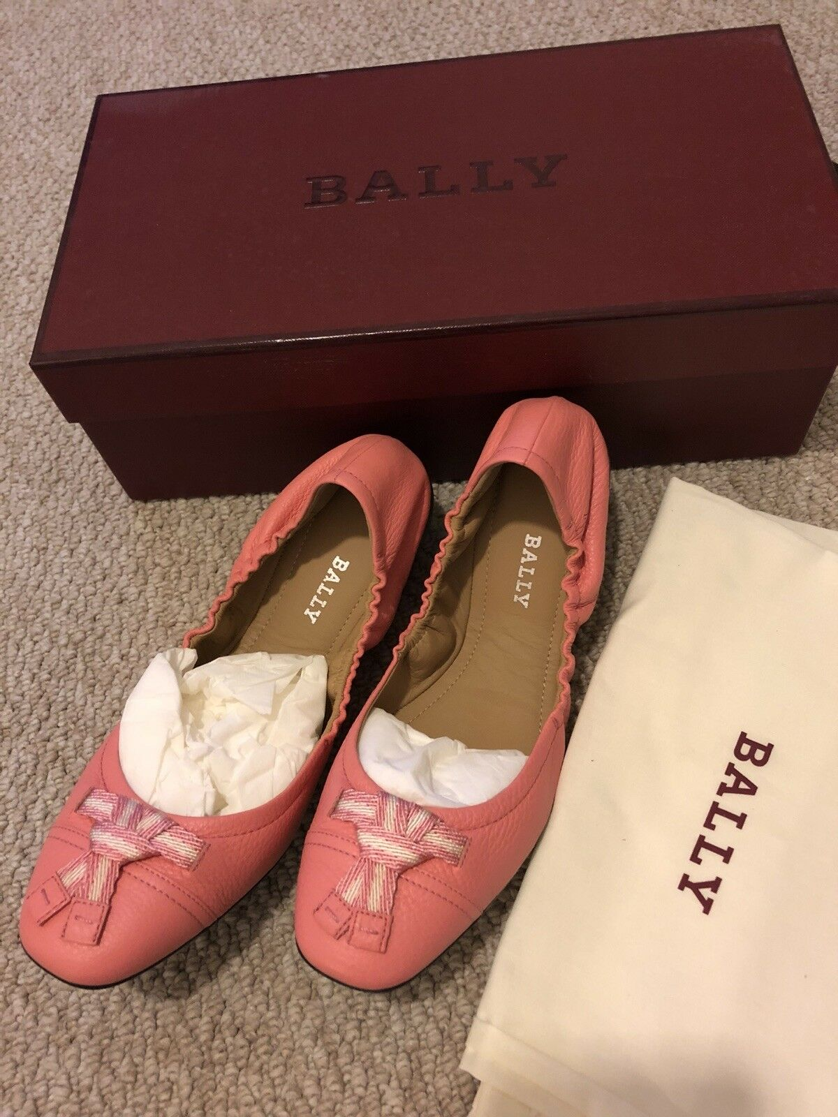 Bally Ballerina (with box and dust bag)