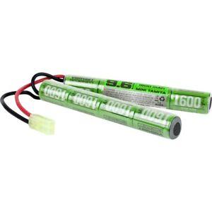 New-Valken-Energy-Airsoft-Hobby-Battery-Nunchuck-9-6v-NiMH-1600mAh
