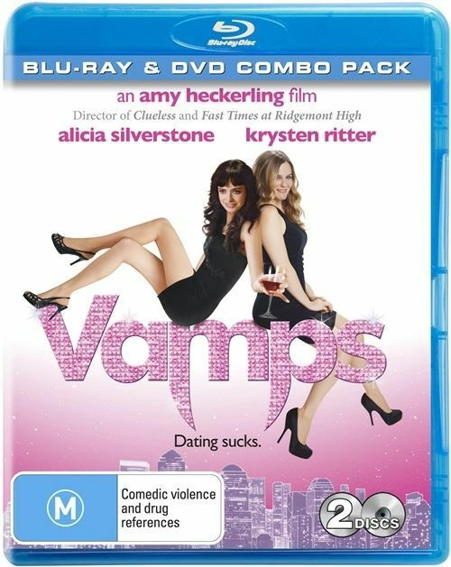 Vamps (Blu-ray only NO DVD)