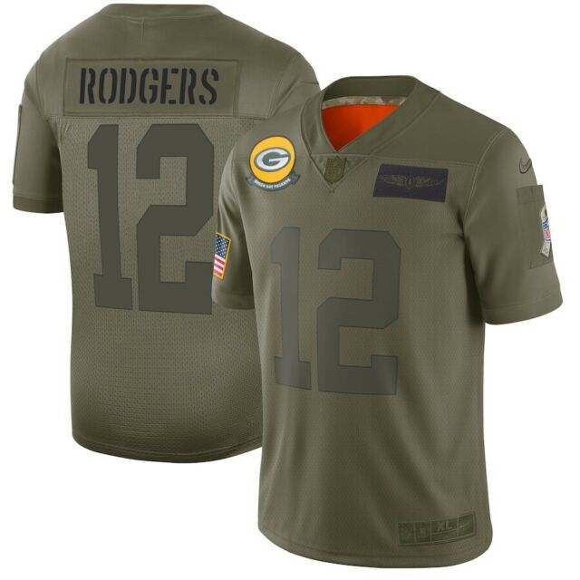 green bay packers military jersey