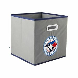MLB-Toronto-Blue-Jays-Collapsible-Fabric-Storage-Cube-Man-Cave-Cubeits