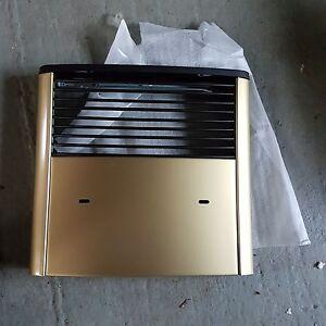 Caravan/Motorhome Truma S3002 gas firefront gold