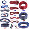 2/4 Pin Cordon Fil Extension Wire Câble RGB LED 3528/5050/5630 Bande Ruban Strip