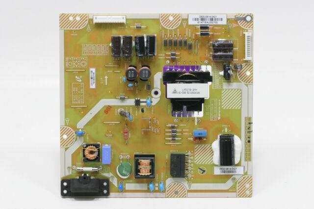 VIZIO 39 E390I-B0 LAQAPSAP 0500-0614-0421 LED//LCD Power Supply Board Unit