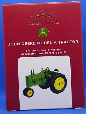 7930 Tractor John Deere Ornament 2008 Hallmark Keepsake NEW