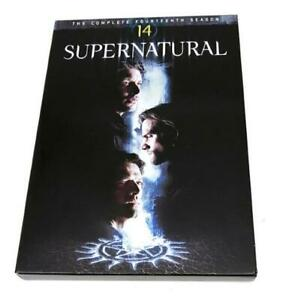 SUPERNATURAL-COMPLETE-SEASON-14-14TH-DVD-FREE-SHIPPING-BRAND-NEW-SEALED