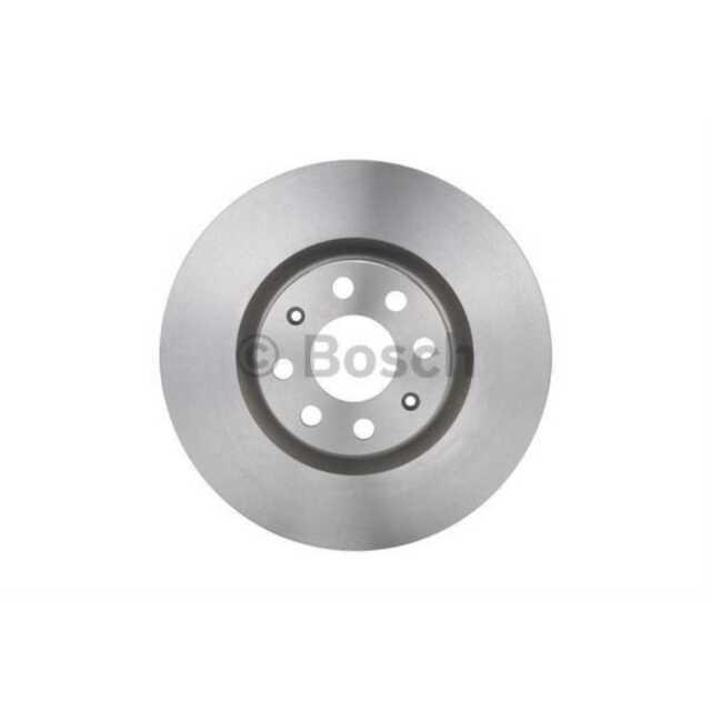Bosch 2x disques de frein ventilée naturellement huilé 0 986 479 224