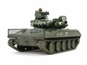 NEW-1-16-US-Airborne-Tank-M551-SHERIDAN-Tamiya-Static-Model-Kit-36213