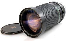 MIRANDA 28-200mm f3.8 -5.6 SUPER ZOOM MACRO LENS manual focus Pentax PKA fit