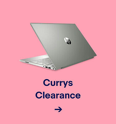 Currys Clearance