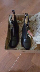 Ariat Damen Scout Zip Paddock Paddock Englische Schuhe