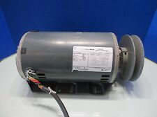 GE COMMERCIAL MOTORS A-C MOTOR THERMALLY PROTECTED MOD 5K49UN4086X K1418