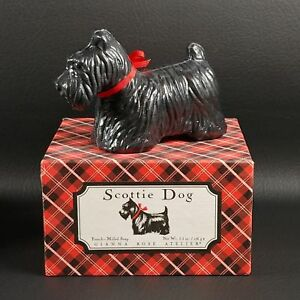 GIANNA-ROSE-ATELIER-French-SCOTTIE-SHAPE-SOAP-in-Plaid-GIFT-BOX