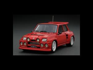 Headliner 1 43 Renault 5 MAXI turbo rossa modellino