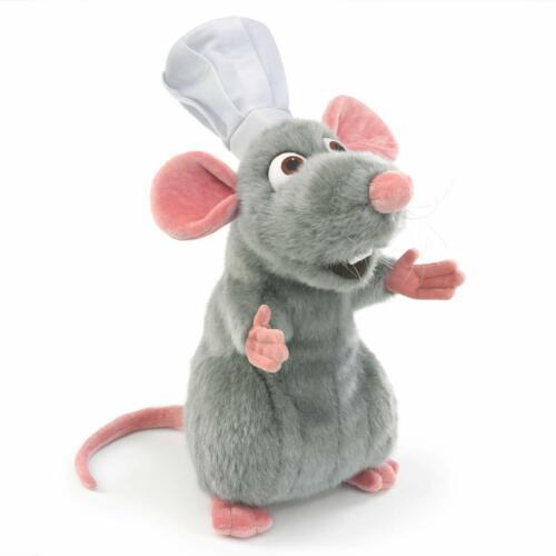 Remy Pixar New Soft Doll Plush 5020 Hand Puppet Folkmanis