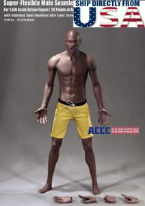 1/6 Phicen pl2018-m36 B Nahtlose dunkel männlich Muskel