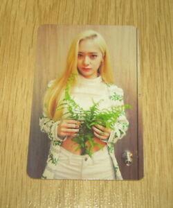 F-X-F-X-3rd-Album-Red-Light-A-Crystal-Krystal-Photo-Card-Official-2nd-Press