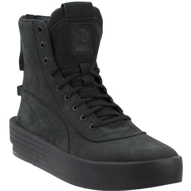 068b361dc286ef PUMA Mens X XO Parallel BOOTS Black black 11 for sale online