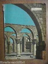 Vecchio quaderno scolastico usato di scuola collezione BAALBECK Grande Moschea e