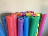 4 Pieces Pool Noodles Water Floating Foam Therapy & Craft Random Colors