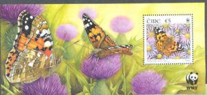 Belle Irlande-papillons 2005 M Feuille Fine Used-flies 2005 Min Sheet Fine Used Fr-fr Afficher Le Titre D'origine Demande DéPassant L'Offre