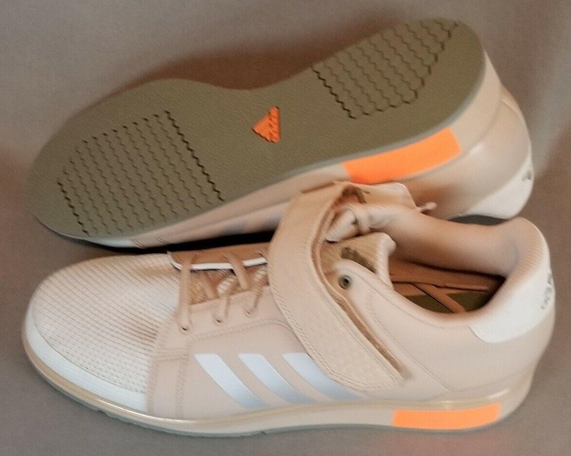 Adidas Power Perfect 3 III Viktlyft skor DA9882 Män Brillågstone 65533;65533;