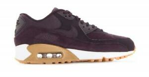 Details about Womens NIKE AIR MAX 90 Port Wine Trainers 881105 603