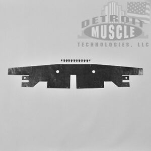 DMT-Mopar-69-72-C-Dodge-Polara-Monaco-Lower-Valance-Radiator-Splash-Shield
