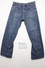 Levi's engineered 1660 (Cod.F1308) Tg.46 W32 L32  jeans usato boyfriend antiform