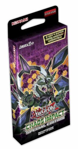 Deutsch 1 Yugioh Chaos Impact Special Edition Edition