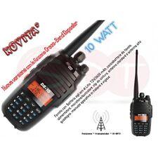 "DB-10 POLMAR  DUAL / TRI BAND VHF/UHF 10 WATT 144/220/430 ""DOPPIA ANTENNA"""