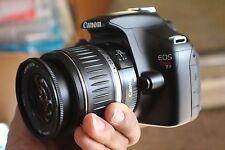 Canon EOS Rebel Canon EOS Rebel T3 12.2MP Digital SLR Camera - Black (Kit w/ EF-S IS II 18-55mm Lens) (5157B002)