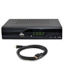 Digitale FTA DVB-T2 Receiver HD HEVC H.265 für Öffentlich Rechtliche Sender HDTV