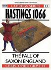 Campaign: Hastings 1066 : The Fall of Saxon England No. 13 by Christopher Gravett (1992, Paperback)