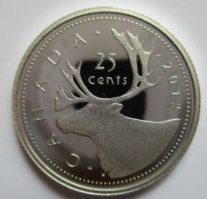 2012-CANADA-25-CENTS-99-99-PROOF-SILVER-QUARTER-HEAVY-CAMEO-COIN
