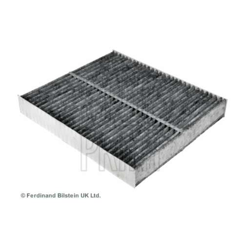Fits Infiniti FX 30d AWD Genuine Blue Print Activated Carbon Cabin Filter
