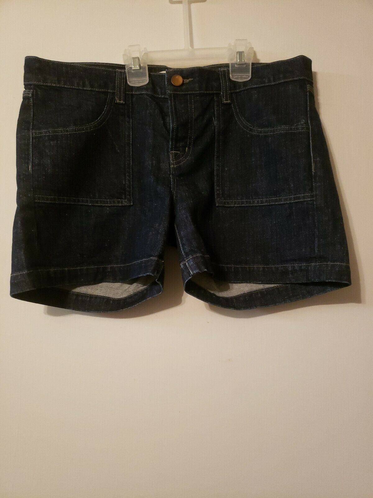 J Brand denim Shorts size 26 new without tags