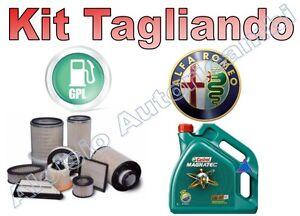 KIT-TAGLIANDO-ALFA-MITO-1-4-TB-GPL-120-CV-Spedizione-inclusa