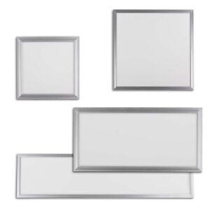 Panel-LED-Lampara-delgado-Techo-Empotrado-Oficina-Pasillo-Rectangulo-Cuadrado