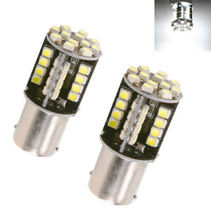 P21W-382-BA15S-44-1156-LED-1210-SMD-CANBUS-WHITE-TAIL-SIDE-light-UK