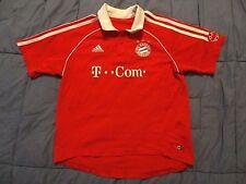 Adidas Bayern Munich home soccer jersey 2006/07 youth kids size M