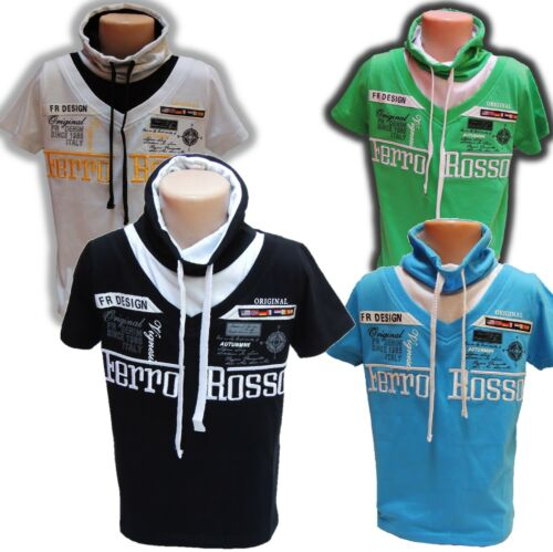 G01-FERRO ROSSO~Jungen-T-Shirt Kinder-T-Shirt~Gr.6-16~SchnäppchenCorner~NEU K//94