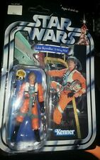 Saga Collection 2006 Kenner - NEW Star Wars LUKE SKYWALKER X-Wing Pilot Figure
