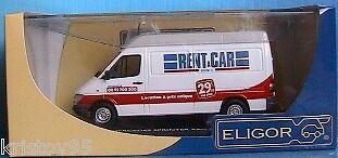 UTILITAIRE MERCEDES BENZ SPRINTER RENT A CAR CAR CAR TOLE ELIGOR AU 1 43 113078 76b731